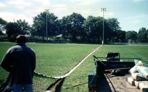 Permanent Field Marking Line - 200' Roll